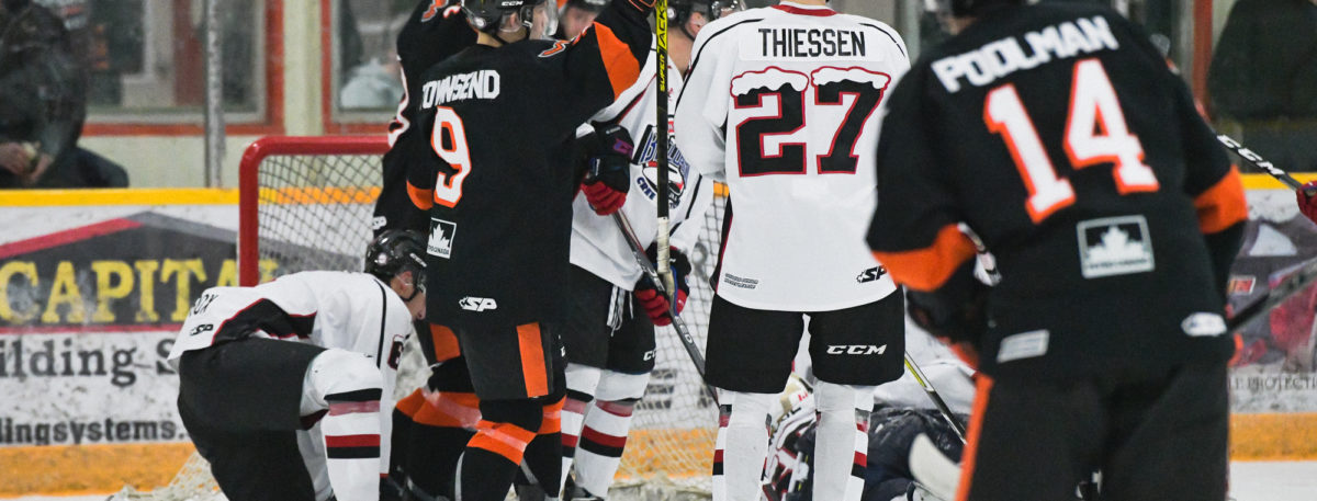 WINKLER BEATS THE BLIZZARD TO EARN SIXTH STRAIGHT WIN AT HOME – JANUARY 12